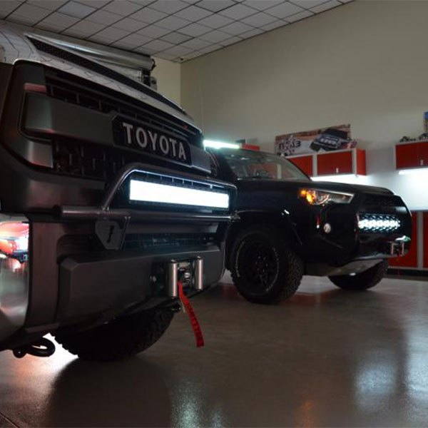 Must see led light bar for the front bumper 14 16 toyota tundra must see led light bar for the front bumper 14 16 toyota tundra aloadofball Image collections