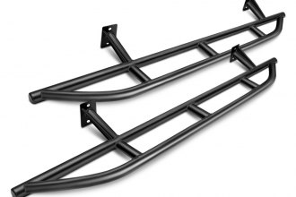 N-FAB® - Textured Black Rocker Guard