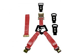 N-Fab® BM1TSRD - Red Bed Mounted Rapid Strap