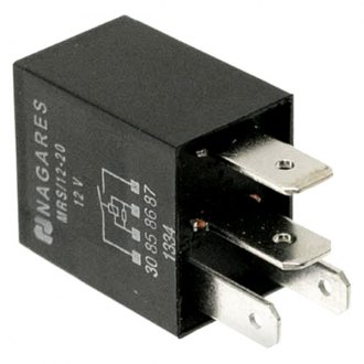Nagares® - 4-Prong Multi Purpose Relay with Resistor