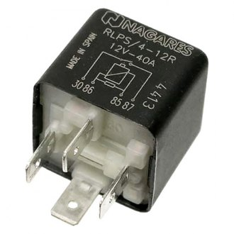 Nagares® - 12V 4-Prong Multi Purpose Relay
