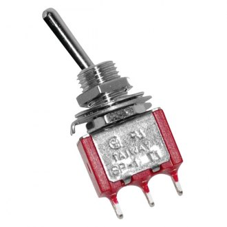 NAMZ® - Mini High/Low Beam Toggle Switch