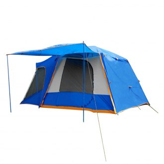 Napier Blue 3 Sided Full Rain Fly For Sportz Suv Tent With Screen Room