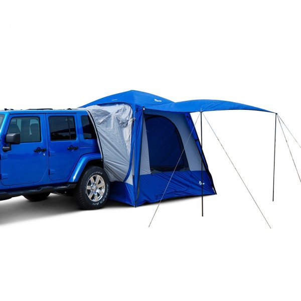 Subaru Accessories Forester Tents : Napier subaru forester  blue sportz suv tent