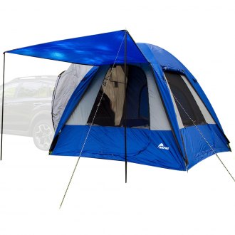 Napier® - Blue Sportz Dome-To-Go Hatchback Tent