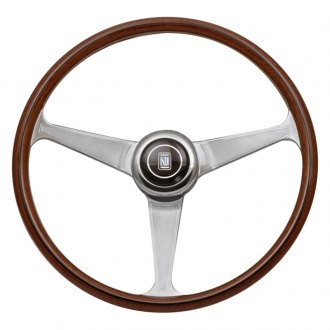 Nardi® - Anni '60 Wood Steering Wheel