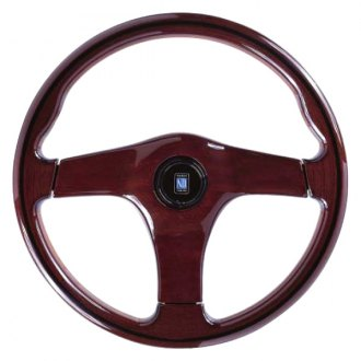 Nardi® - 3-Spoke Gara Wood Steering Wheel