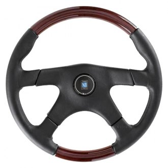 Nardi® - 4-Spoke Gara Wood Steering Wheel