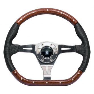 Nardi® - Kallista Wood Steering Wheel