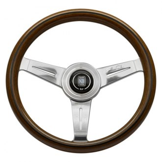 Nardi® - Classic Wood Steering Wheel