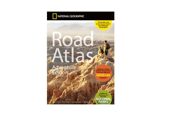 National Geographic® - Adventure Edition Atlas