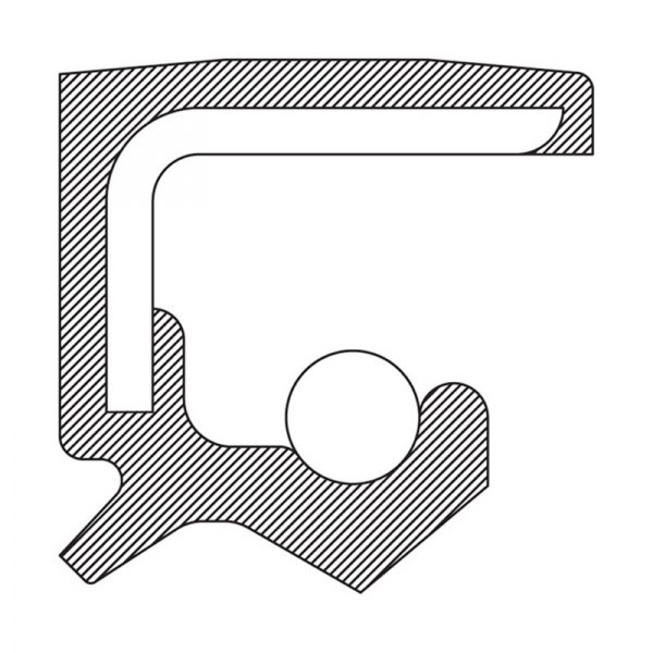National 710774 Auto Trans Output Shaft Seal