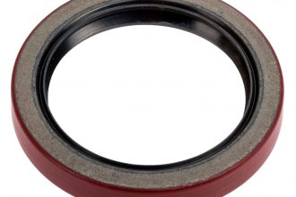 National® - Steering Gear Worm Shaft Seal