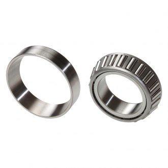 National® - Front Outer Wheel Bearing and Race Set