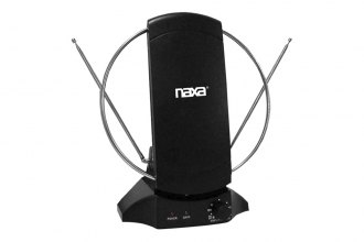 Naxa® - High Powered Amplified Antenna for HDTV or ATSC TV