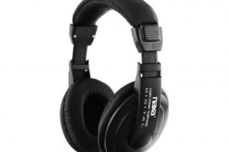 Naxa® - Super Bass Professional Digital Stereo Headphone with Volume Control