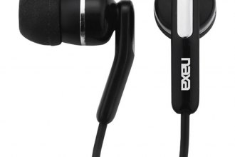 Naxa® - High Performance Isolation Stereo Earphones