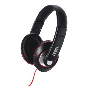 Naxa® - Headphones Black
