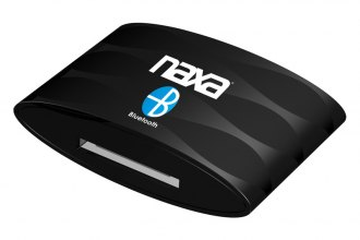 Naxa® - Bluetooth Wireless Receiver and iPod/iPhone/iPad Adapter with a 30-Pin Connector