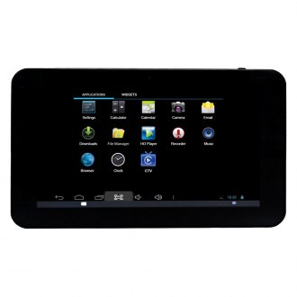 "Naxa® - 7"" Black Android Tablet"