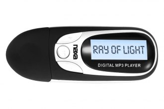 Naxa® - 4GB LCD Display MP3 Player