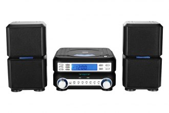 Naxa® - Digital CD Micro System with AM/FM Stereo Radio