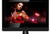 "Naxa® - 16"" Widescreen HD LED Television with Built-In Digital TV Tuner"