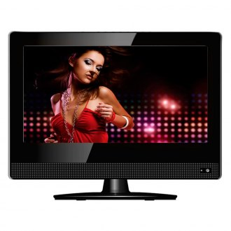 Naxa® - 16 Widescreen HD LED Television with Built-In Digital TV Tuner