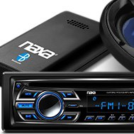 Naxa® - Car Stereo Receiver