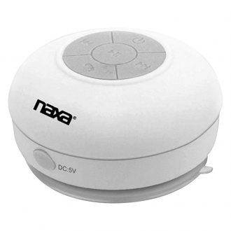 Naxa® - Waterproof Wireless Speaker with Bluetooth