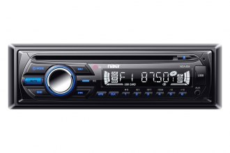 Naxa® - Single DIN AM/FM/MP3/CD Receiver