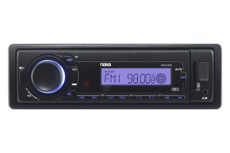 Naxa® - Single DIN Stereo AM/FM/MP3 Player