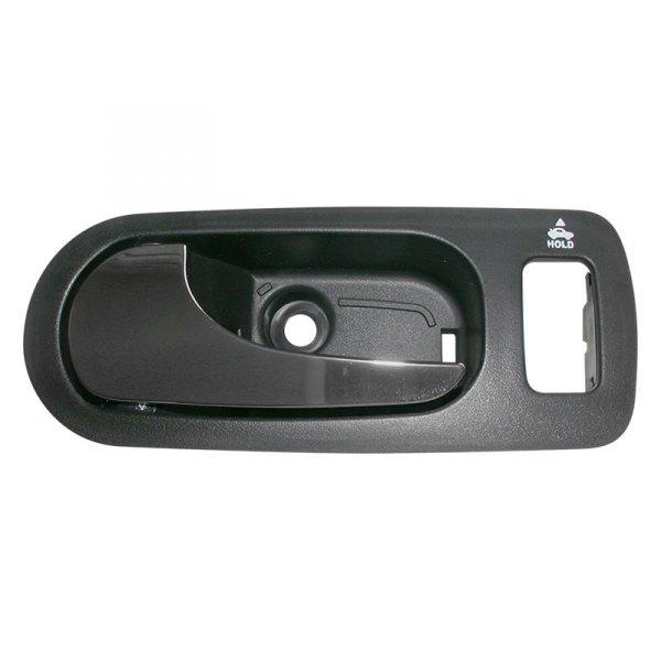 Needa Parts 818111 Rear Right Ebony Interior Door Handle