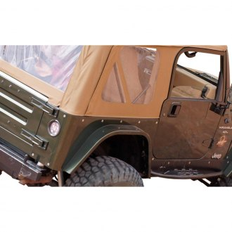 Nemesis Industries® - Crawler Rear Fender Flares