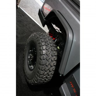 Nemesis Industries® - Crawler Rear Flares