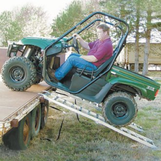 New Age Industrial® - Rampage Folding Side by Side UTV Ramp