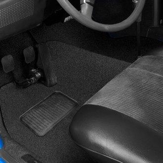 Nylon Carpet Black Coverking Custom Fit Front Floor Mats for Select Pontiac Grand Prix Models