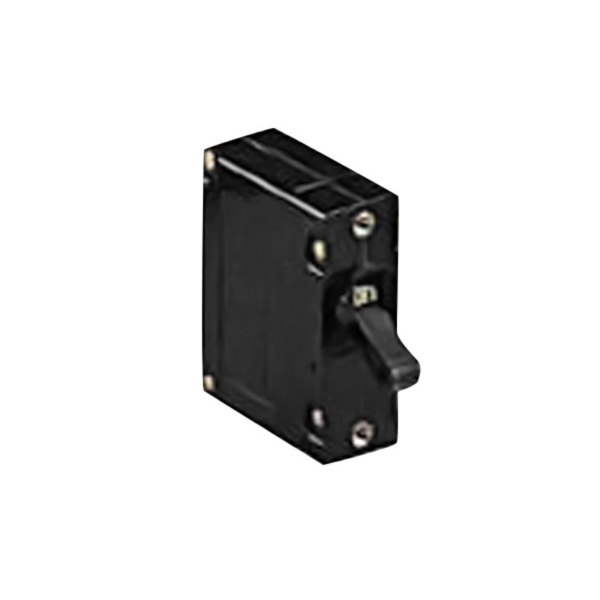 Newmar® - A Single Pole Breaker with Black Throw