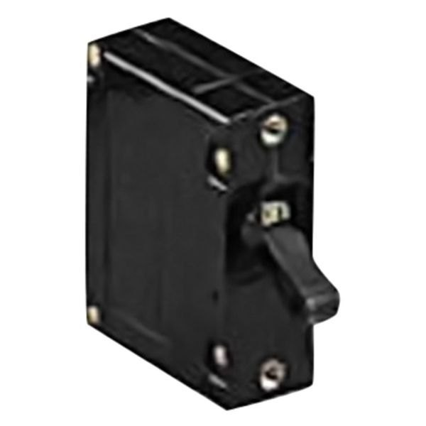 Newmar® - 25A Single Pole Breaker with Black Throw