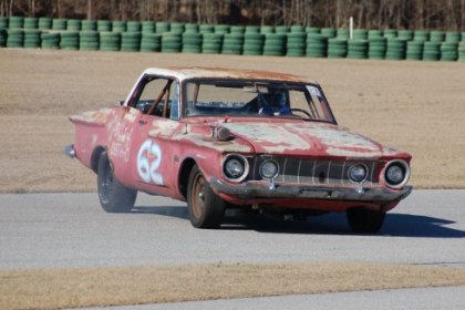 NSF Racing 1962 Plymouth Fury Accomplishes Mission Impossible