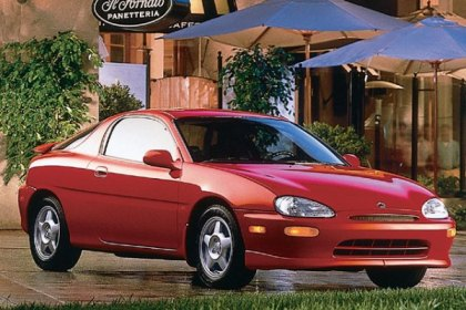 The Shiny Times of Mazda MX-3