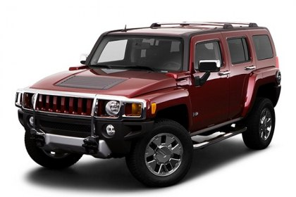 2010 Hummer H3: Safety Rating