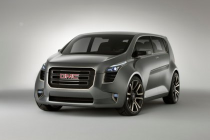 GMC Granite Concept: They Produce It... They Produce It Not