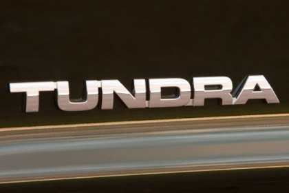 Toyota to Persevere with the Tundra