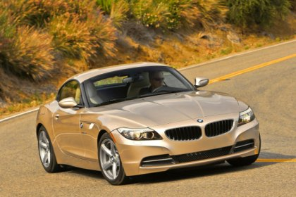 Base Z4 to Get New 4-Cylinder Turbo Engine