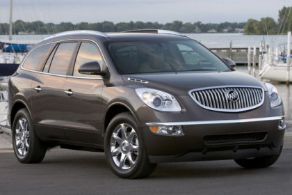 2011 Buick Enclave Gets Best Value in America Award