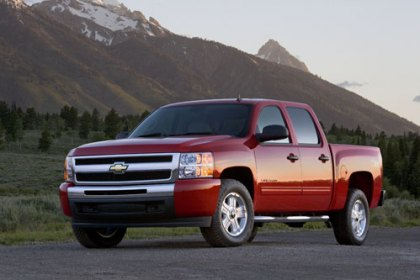 Next-Gen Chevy Silverado Coming in 2013?