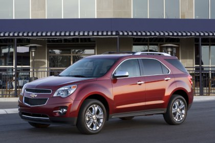 Next-Gen Chevy Equinox To Shrink in Size