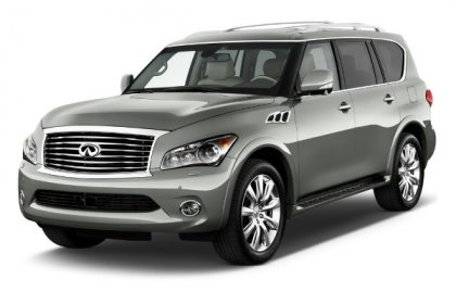 Nissan Reported Infiniti QX56 Set New Record