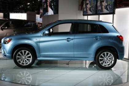 North America to Meet Green Mitsubishi Outlander Sport by 2013